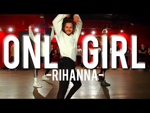 Rihanna - Only Girl (In The World)  | Hamilton Evans Choreography