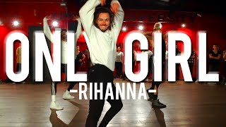 Rihanna - Only Girl (In The World)  | Hamilton Evans Choreography Video