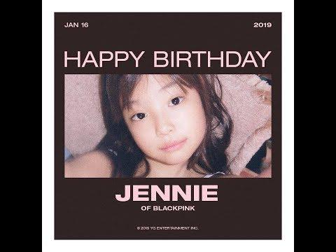 Jennie Blackpink Ulang Tahun, Tagar  #ShiningJennieDay Jadi Trending di Twitter