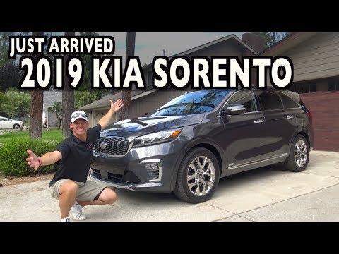 Just Arrived: 2019 Kia Sorento on Everyman Driver