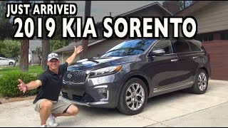 Just Arrived: 2019 Kia Sorento on Everyman Driver