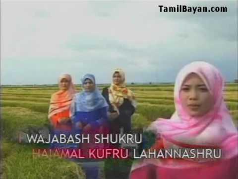 Salatullah Salamullah - Girls Qaseeda TamilBayan.co.flv
