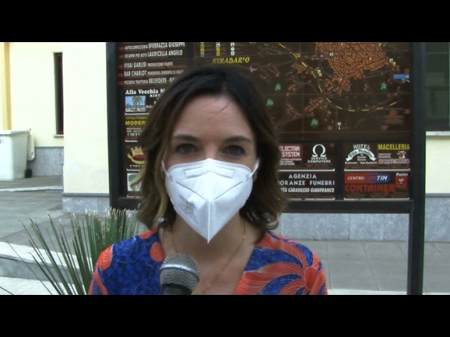 Incendi in Sicilia: intervento Rosalba Cimino [STUDIO 98]