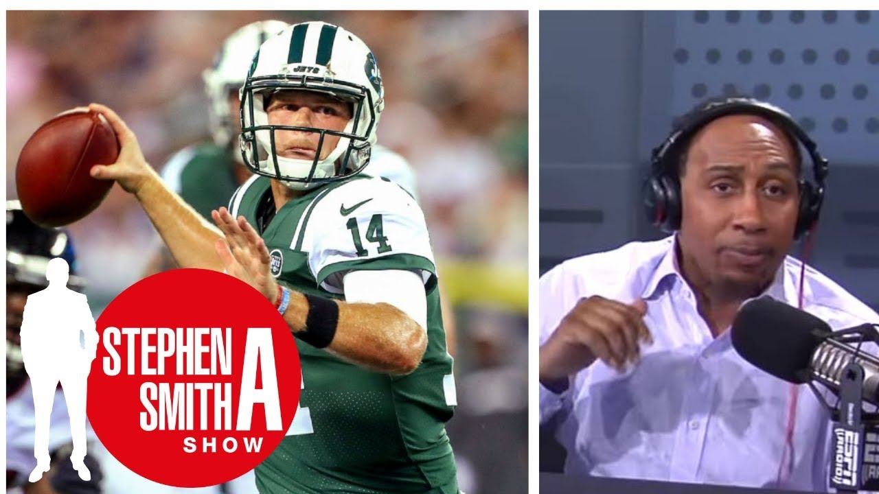 Stephen A. tells New Yorkers to calm down about Sam Darnold | Stephen A. Smith Show | ESPN