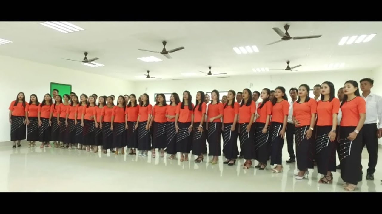 It is not an easy Road  Makhen Choir  (Gospel song)