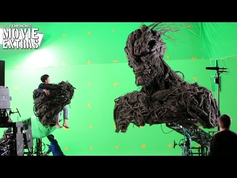 Go Behind the Scenes of A Monster Calls (2017) streaming vf