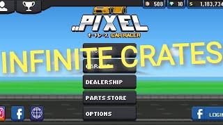 pixel car racer mod apk hack
