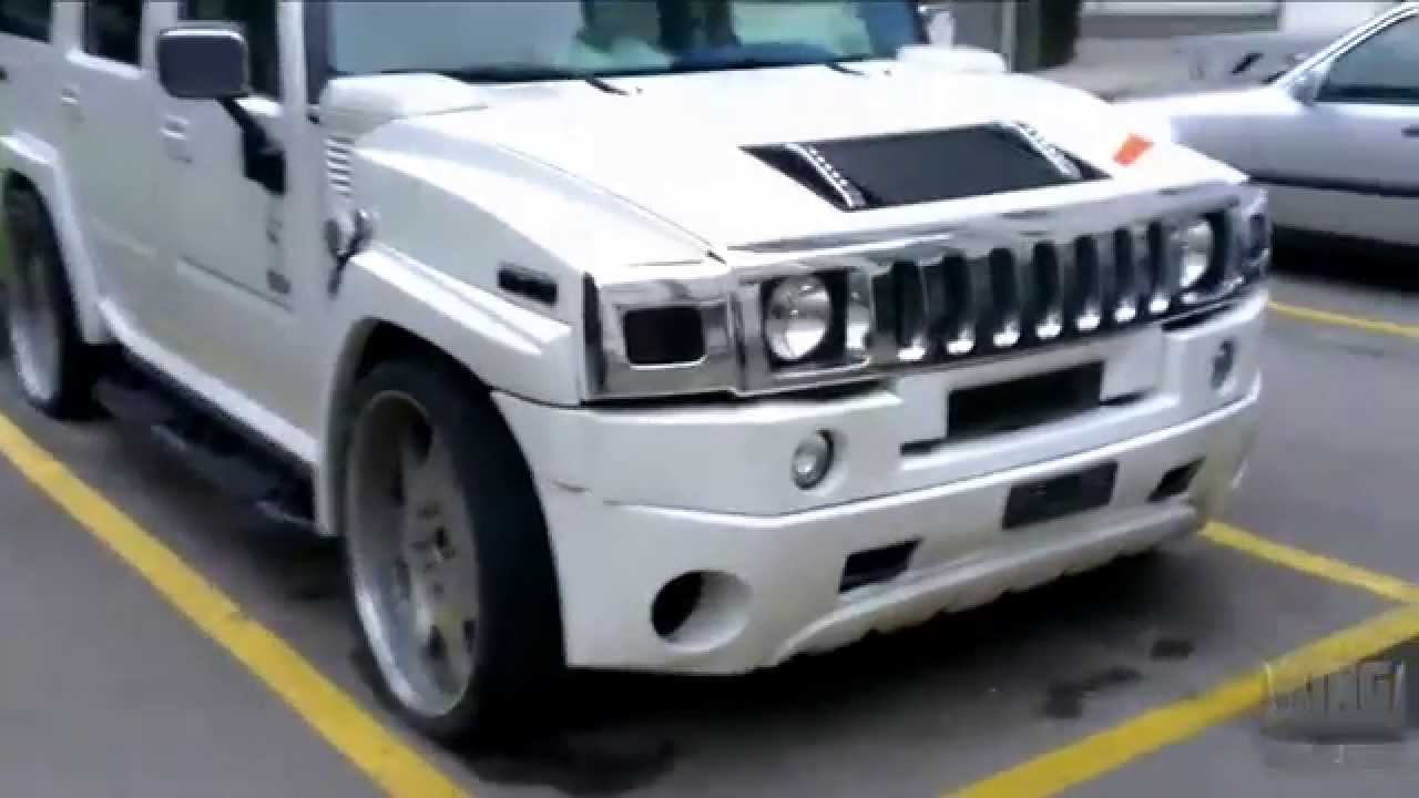 Modified hummer h2 youtube vanachro Images