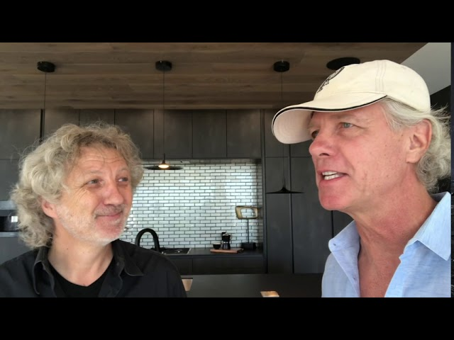 Guy Hector interview with Architect Roger Kurath
