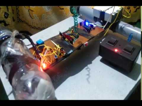 MAJOR PROJECT FOR ELECTRONICS AND COMMUNICATION STUDENTS - YouTube