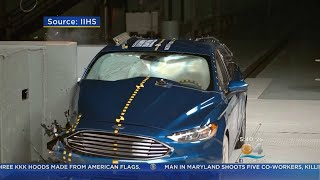 Mid-Size Cars Show Improvement In Passenger Side Crashes thumbnail