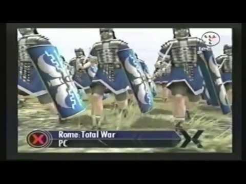 X Play E3 2004 pt 2 Adam Sessler & Morgan Webb Tech Tv