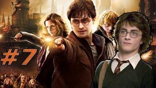 Harry potter Potter And The Deathly Hallows 2 прохождение на Русском часть 7(Поттер и дары смерти)