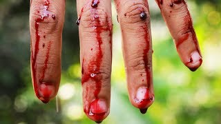 How to prank anyone with Fake-Blood or Halloween Life Hacks | Easy & Safe Halloween Prank