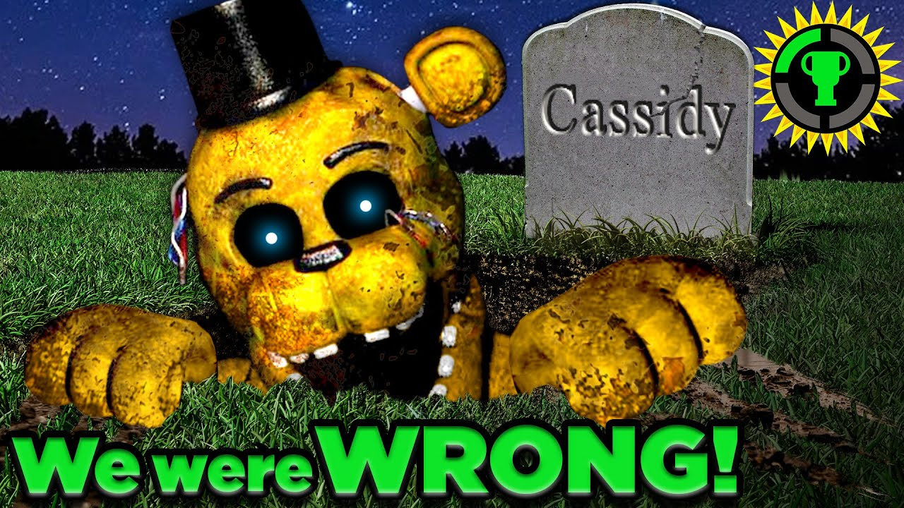 Download Game Theory: FNAF, Golden Freddy... NOT What We Thought!
