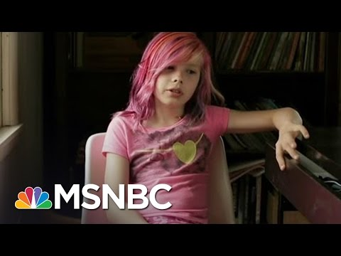 National Geographic Makes History With New Gender Issue  MSNBC