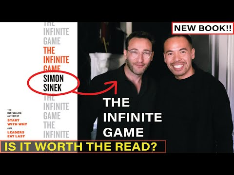 The Infinite Game by Simon Sinek | Worth the Read or Waste of Time? [What is it all about?]