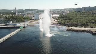 день ВМФ Североморск 2018 год