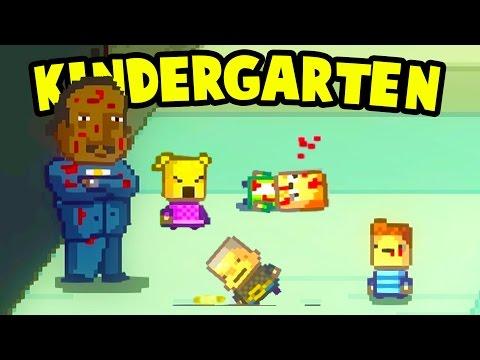 Kindergarten  - ELIMINATING EVERY KID AT SCHOOL! Teacher's Quest - Kindergarten Gameplay Part 4