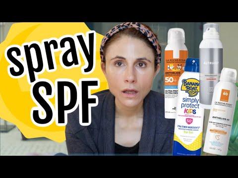 Top 8 sunscreen sprays  Dr Dray