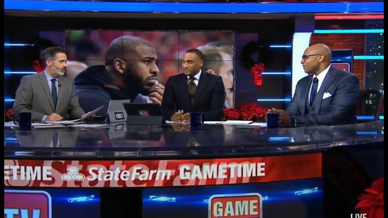 d9602bfd91f GameTime - Chris Paul out at least 2 weeks with hamstring strain   December  21, 2018