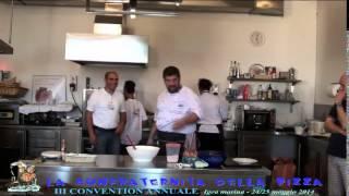Chef Sergio Maria Teutonico - Bignè margherita, pasta Choux