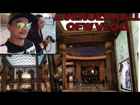 #KUWAIT BIGGEST MALL (Avenues Mall) with Christine G. #kuwaitofwvlog