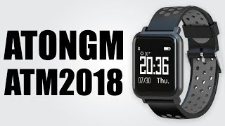 Atongm ATM2018 Smart Watches - Waterproof / Heart Rate / Monitor Activity / Fitness Tracker
