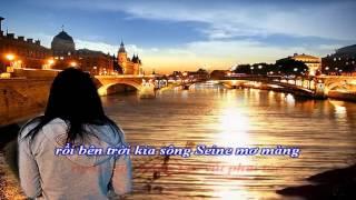 Paris Em Về - Sáng Tác: Trườn Sa