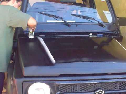 Samurai 100 do amigo evandro pintado no spray youtube - Pintura en spray para coches ...