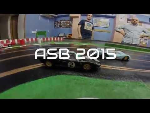ASB Le Mans Classics. October 2015. NSR, Slot.it, Fly