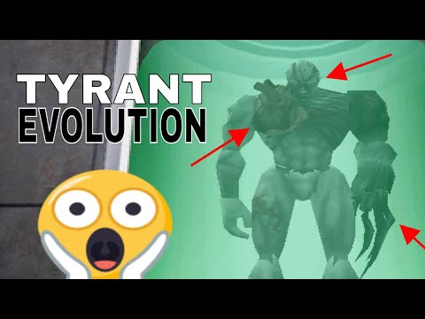 Evolution of Tyrant in Games 1996-2019