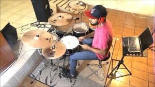 Oficina G3 - Não Ser / Alex Hallison (Drum Cover)