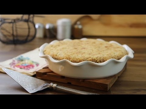 How to Make Sour Cream Pear Pie | Pie Recipes | Allrecipes.com