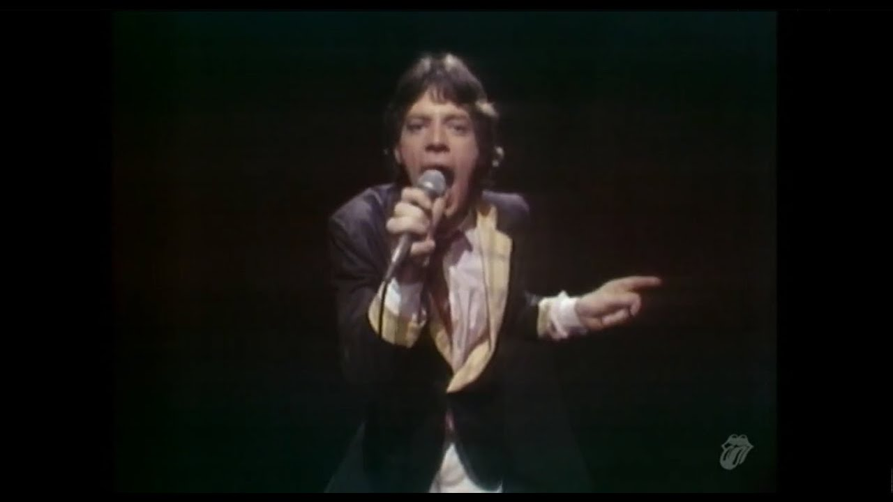 The Rolling Stones Miss You Official Promo Youtube