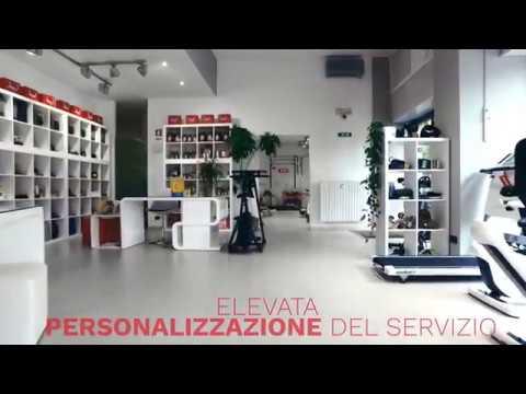Johnson Fitness Store Milano - YouTube