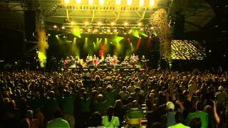 Red Hot Chilli Pipers Live at the Lake 2014 Official Trailer #1