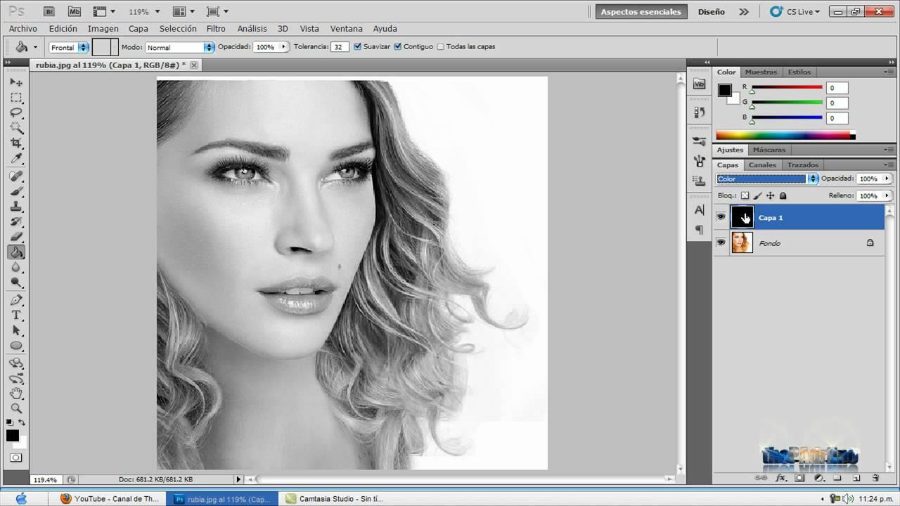 Pasos para editar fotos en photoshop cs5 34