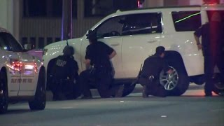 Five officers shot dead, seven others hurt in Dallas shootings