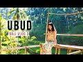 Ubud, Padang Padang Beach, Living in Ubud! | Solo Girl In Bali, Indonesia! Bali vlog #3 |