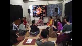 Marina Alam Vocal workshop 2 in Tokyo/Japan Sept. 2013 at Hobbit Ma...