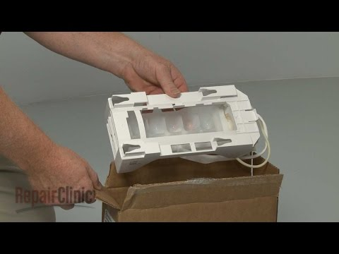 Ice Maker Assembly - Frigidaire Refrigerator
