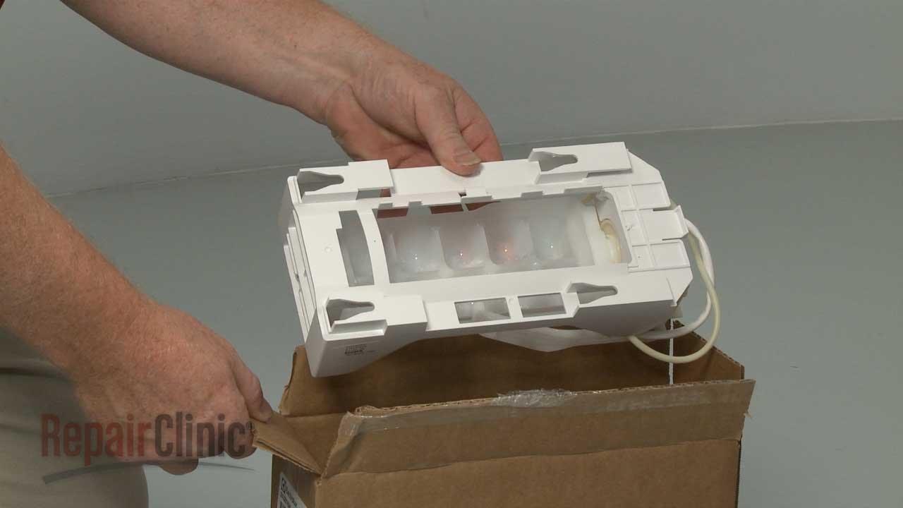 Frigidaire Refrigerator Replace Icemaker Assembly