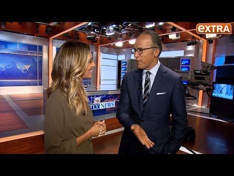 In Interviews Nbcs New Permanent Anchor Lester Holt Talks News