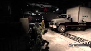 Lets Play Together Splinter Cell Conviction [mit Punk] - Part 9 (Probleme im Hangar)