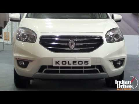 Renault Koleos dCi 4X4 at 2013 MIMS