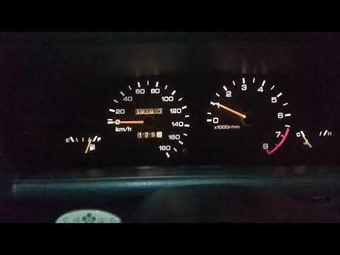 Nissan Bluebird U13. Расход 9.37 л/100км