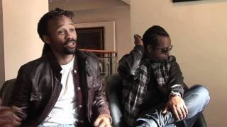Madcon interview - Tshawe Baqwa and Yosef Wolde-Mariam (part 5)