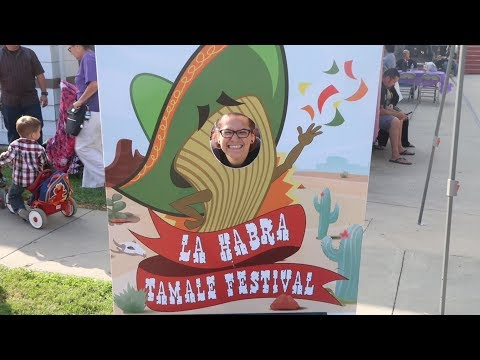 ROMEY ROAMS LA HABRA TAMALE FESTIVAL