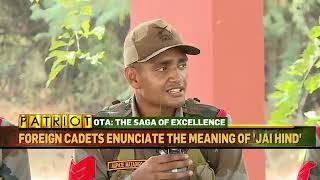 OTA: The Saga Of Excellence | Patriot With Major Gaurav Arya